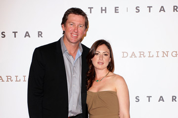 Glen McGrath The Star Opening Party In Sydney