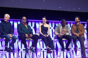 Billy Dee Williams and John Boyega Photos Photo