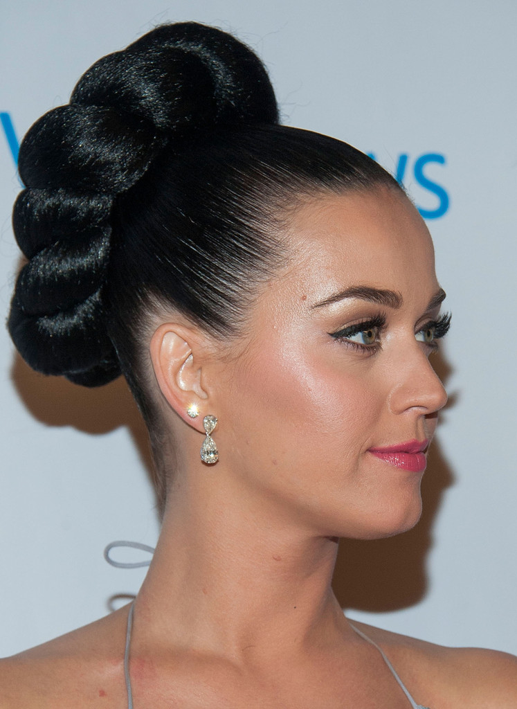 2014 bob hair styles katy perry photos photos at the post grammy 4788 | Stars at the Post Grammy Party SUh7nG4fNWox