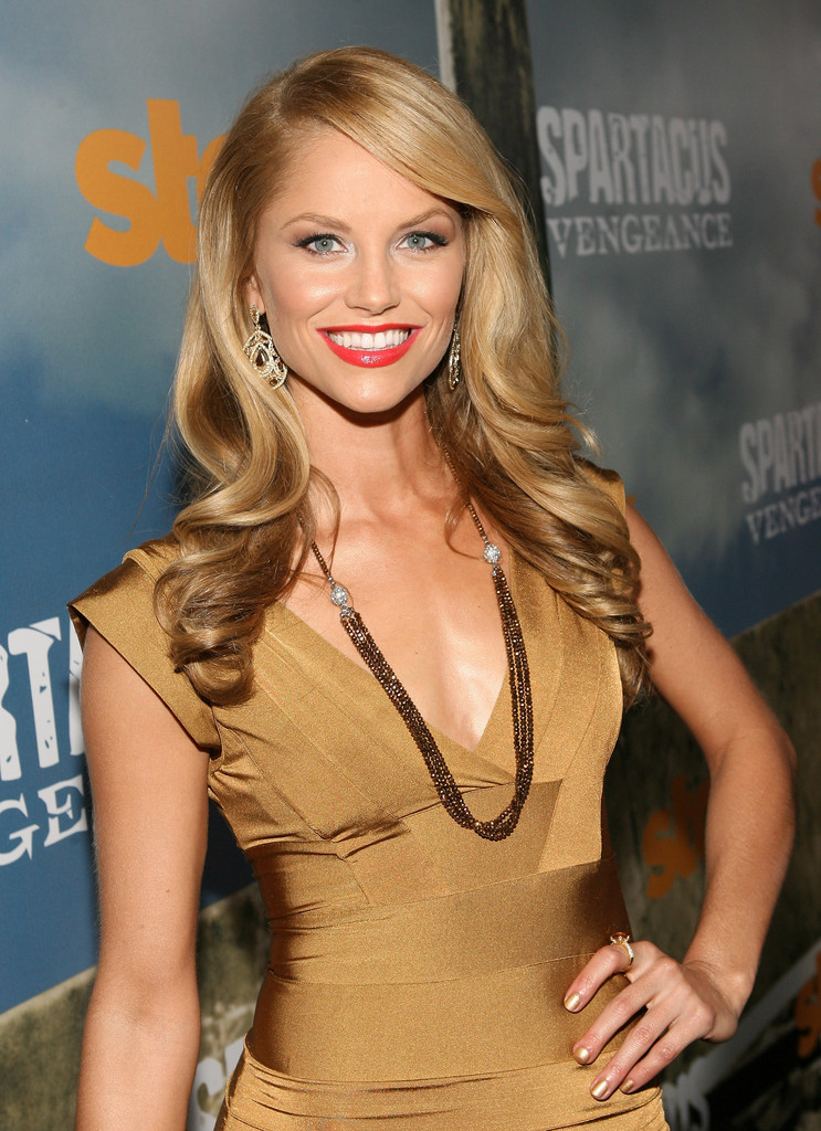 ellen hollman in starz original series quotspartacus