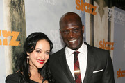 Marisa Ramirez and Peter Mensah Photos Photo