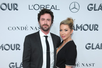 Stassi Schroeder Beau Clark 2019 Glamour Women Of The Year Awards - Arrivals And Cocktail