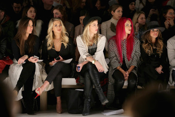 Stassi Schroeder Ready To Fish - Front Row - Mercedes-Benz Fashion Week Fall 2015