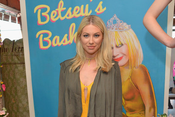 Stassi Schroeder Betsey Johnson's Pool Party at Sunset Tower