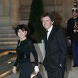 Monique Buczynski State Dinner At Elysee Palace Honouring Chinese President HU Jintao