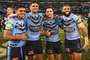 Latrell Mitchell and Josh Addo-Carr Photos Photo