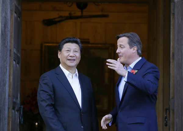 State Visit of the President of the People's Republic of China - Day 4
