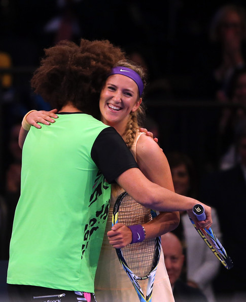 redfoo of lmfao to try to qualify for tennis� 2013 us open