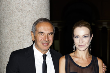 Stefania Rocca Francois Henri Pinault Hosts Bottega Veneta's Tomas Maier Dinner in Honor of His 15th Anniversary as Creative Director