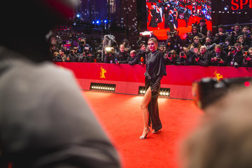 "Stefanie Giesinger Opening Ceremony & ""My Salinger Year"" Premiere - 70th Berlinale International Film Festival"