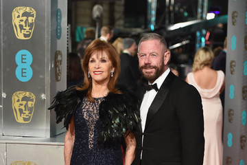 Stefanie Powers EE British Academy Film Awards - Red Carpet Arrivals