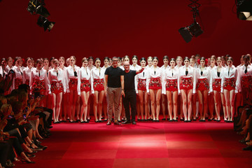 Stefano Gabbana D&G - Runway - Milan Fashion Week Womenswear Spring/Summer 2015