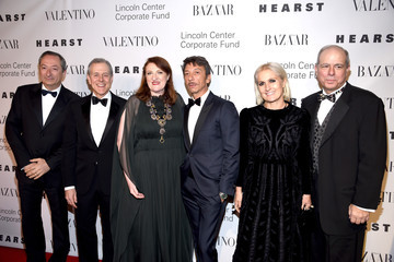 Stefano Sassi An Evening Honoring Valentino Lincoln Center Corporate Fund Black Tie Gala - Arrivals