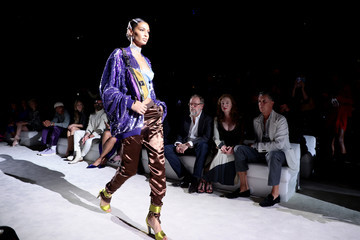 Stefano Tonchi Tom Ford - Front Row - September 2021 - New York Fashion Week