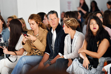 Stefano Tonchi Creatures of the Wind - Front Row - September 2017 - New York Fashion Week: The Shows