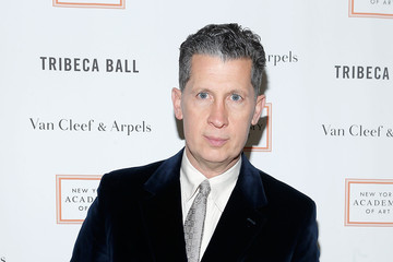 Stefano Tonchi Arrivals at the 2013 Tribeca Ball