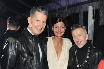 Stefano Tonchi 'Baz Dazzled' Holiday Window Unveiling Dinner
