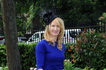 Steffi Graf Fashion at the Royal Ascot: Day 1 — Part 2