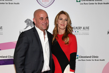 Steffi Graf Keep Memory Alive's 21st Annual 'Power Of Love Gala' - Red Carpet