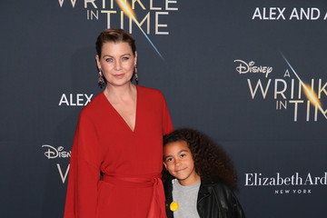 Stella Ivery Premiere Of Disney's 'A Wrinkle In Time' - Arrivals