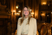 Anna Dello Russo attends the Stella McCartney show as part of the Paris Fashion Week Womenswear Fall/Winter 2019/2020  on March 04, 2019 in Paris, France.