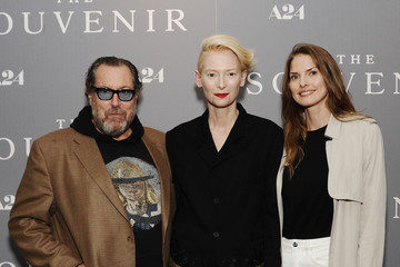 Stella Schnabel NY Special Screening Of 'THE SOUVENIR'