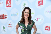 Robin Tunney at Step 2 Presents 6th Annual Celebrity Red CARpet Safety Awareness Event on September 23, 2017 in Culver City, California.