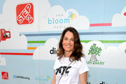 Robin Tunney attends Step2 Presents 7th Annual Celebrity Red CARpet event by New Bloom Media Benefitting Baby2Baby at Sony Pictures Studios on September 22, 2018 in Culver City, California.
