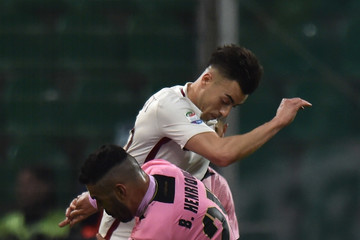 Stephan El Shaarawy US Citta di Palermo v AS Roma - Serie A