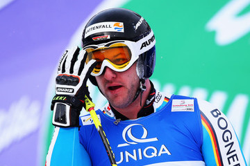Stephan Keppler Men's Downhill Training - Alpine FIS Ski World Championships