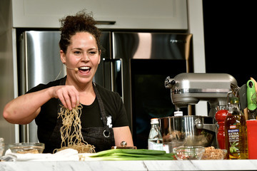 Stephanie Izard Food Network & Cooking Channel New York City Wine & Food Festival