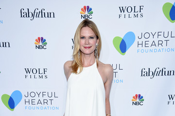 Stephanie March Mariska Hargitay's Joyful Heart Foundation Hosts the Joyful Revolution Gala in New York City