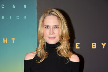 Stephanie March 'Live By Night' New York Screening - Reception
