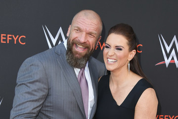 Stephanie McMahon WWE's First-Ever Emmy 'For Your Consideration' Event