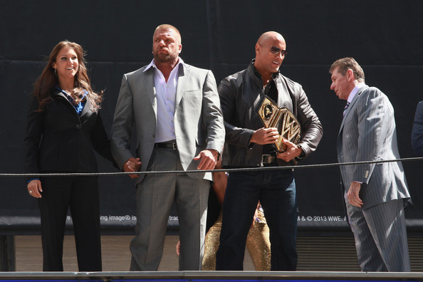 WrestleMania 29 Press Conference