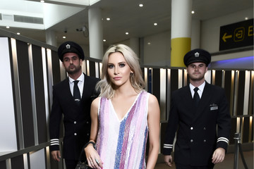 Stephanie Pratt MADE IN OAKLAND: Made In Chelsea's Stephanie Pratt Brings Cali Cool To Gatwick To Launch British Airways' New Route