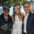 Stephanie Radl President Of Jury Spike Lee Meets MontBlanc CEO - The 74th Annual Cannes Film Festival