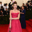 Stephanie Seymour Red Carpet Arrivals at the Met Gala — Part 3