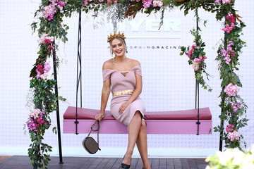Stephanie Smith Around Crown Oaks Day