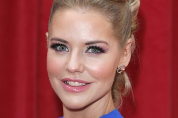 Stephanie Waring British Soap Awards - Red Carpet Arrivals