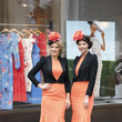 Stephanie Waxberg The Launch Of The Royal Ascot Dress Code Assistants Uniform