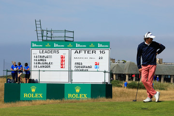 Stephen Ames The Senior Open Championship - Day One