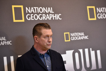 Stephen Baldwin National Geographic's 'America Inside Out With Katie Couric' Premiere Screening In NYC