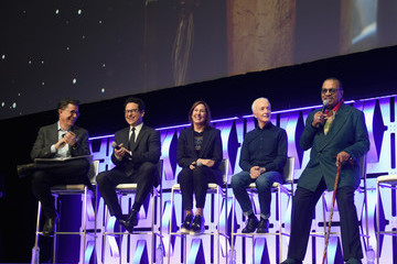 Stephen Colbert J.J. Abrams Star Wars Celebration: 'The Rise Of Skywalker' Panel