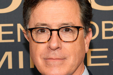 Stephen Colbert Showtime Golden Globe Nominees Celebration - Arrivals
