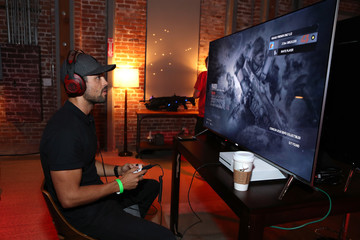Stephen Colletti Xbox & 'Gears of War 4' Los Angeles Launch Event at the Microsoft Lounge