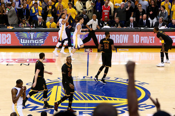 Stephen Curry 2017 NBA Finals - Game Five