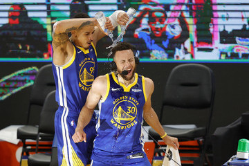 Stephen Curry Global Sports Pictures of the Week - April 19