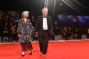 Stephen Frears Victoria & Abdul and Jaeger-LeCoultre Glory to the Filmaker Award 2017 Red Carpet - 74th Venice Film Festival
