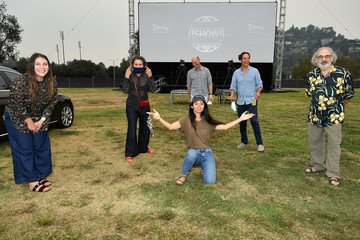 "Stephen Gilula Fox Searchlight And The Telluride Film Festival Host Drive-In Premiere Of ""Nomadland"""